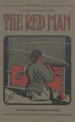 Image of the Red Man (Vol. 3 No. 4) Cover