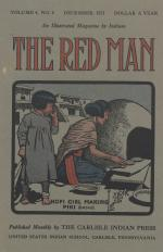 Image of the Red Man (Vol. 4 No. 4) Cover