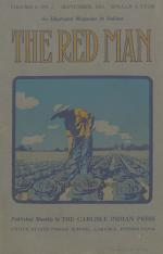 Image of the Red Man (Vol. 5 No. 1) Cover