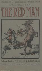 The Red Man (Vol. 5, No. 4) Cover
