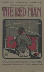 The Red Man (Vol. 6, No. 4) Cover