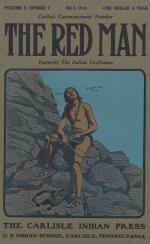 The Red Man (Vol. 2, No. 9)