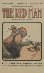 The Red Man (Vol. 3, No. 1)