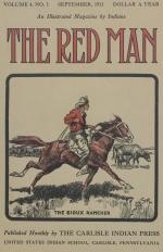 The Red Man (Vol. 4, No. 1)