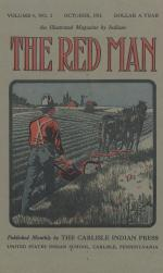 The Red Man (Vol. 4, No. 2)
